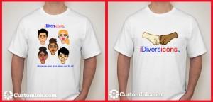 iDiversicons T-Shirts